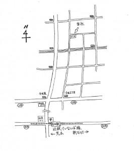 アリス地図